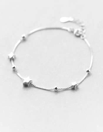 Star and Ball Bracelet