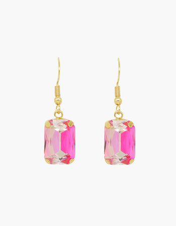 Crystal Gem Earrings